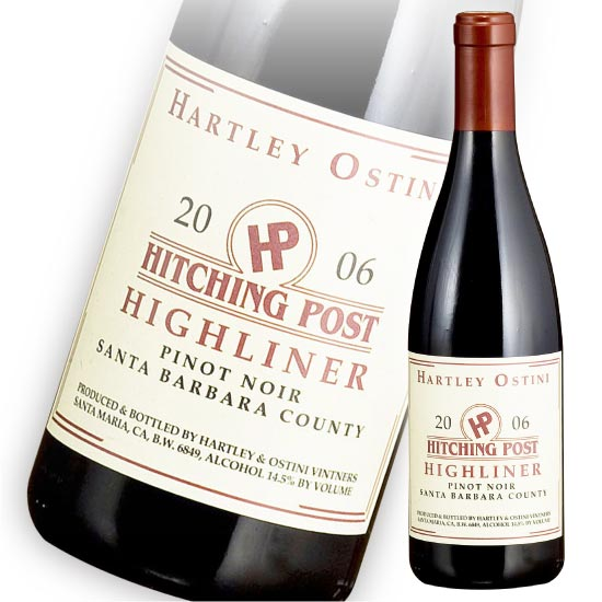 hitching post pinot noir